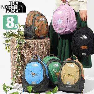 ザ・ノースフェイス THE NORTH FACE K Homeslice キッズ ホームスライス 8L リュックサック 動物 子供 ジュニア バッグ アウトドア 2017秋冬新色 nmj71656|phants