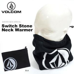 ネックウォーマー VOLCOM ボルコム メンズ Switch Stone Neck Warmer 防寒 スノーボード スキー J55519JA 2018-2019冬新作 18-19 日本限定モデル 得割10|phants