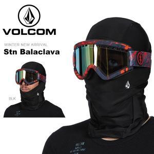 バラクラバ VOLCOM ボルコム メンズ Stn Balaclava 防寒 フェイスマスク スノーボード スキー J55519JB 2018-2019冬新作 18-19 日本限定モデル 得割10|phants