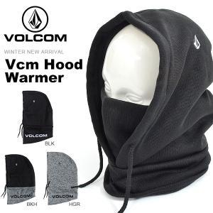 フードウォーマー VOLCOM ボルコム メンズ Vcm Hood Warmer 防寒 フェイスカバー スノーボード スキー J55519JC 2018-2019冬新作 18-19 日本限定モデル 得割10|phants