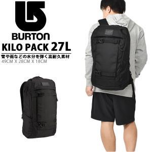 リュックサック バートン BURTON キロ パック Kilo Pack 27L バックパック デイパック バッグ メンズ レディース 2017秋冬新作|phants
