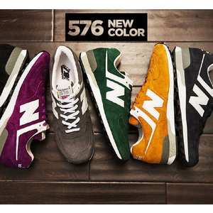30周年記念カラー スニーカー new balance ニューバランス M576 メンズ シューズ 靴 Made in UK イギリス製 ENGLAND 2018春夏新色 送料無料|phants|04