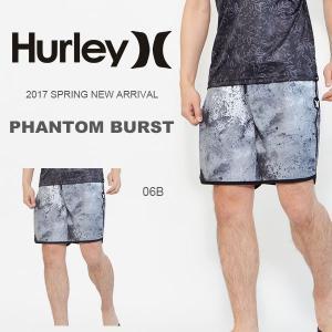 サーフパンツ HURLEY ハーレー メンズ 水着 PHANTOM BURST ボードショーツ 海水パンツ 海パン サーフ サーフィン 海水浴 2017春新作 30%off|phants