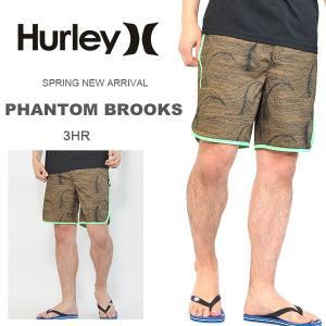 サーフパンツ HURLEY ハーレー メンズ 水着 PHANTOM BROOKS ボードショーツ 海水パンツ 海パン サーフ サーフィン 海水浴 2017春新作 30%off|phants