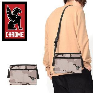 CHROME(クローム)MINI SHOULDER BAG(ミニショルダーバッグ)BG245 紳士・...