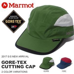 マーモット Marmot GORE-TEX Cap ゴアテックス キャップ メンズ  帽子 アウトドア トレッキング 登山 キャンプ 2017春夏新作 送料無料 得割20|phants
