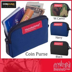 マンハッタンポーテージ ManhattanPortage コインケース 小銭入れ 財布 ウォレット|phants