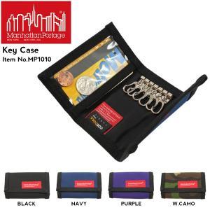 マンハッタンポーテージ ManhattanPortage キーケース Key Case メンズ レディース 小銭入れ|phants
