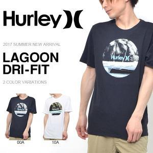 半袖Tシャツ HURLEY ハーレー メンズ LAGOON DRI-FIT ロゴ トップス サーフ 2017夏新作 30%off|phants