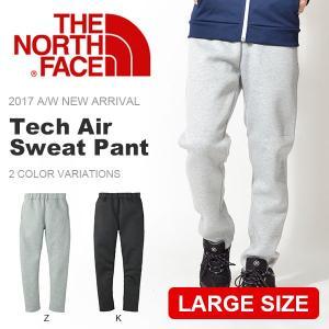 大きいサイズ スウェット パンツ THE NORTH FACE ザ・ノースフェイス Tech Air Sweat Pant テックエアー スウェット パンツ メンズ ロングパンツ 2017秋冬新作|phants
