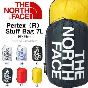 ゆうパケット対応!スタッフ バッグ 7L ザ・ノースフェイス THE NORTH FACE パーテックススタッフバッグ 7L 荷物 仕分け 旅行 アウトドア 着替え スタッフサック|phants