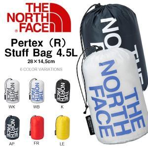 ゆうパケット対応!スタッフ バッグ 4.5L ザ・ノースフェイス THE NORTH FACE パーテックススタッフバッグ 4.5L 荷物 仕分け 旅行 アウトドア スタッフサック|phants