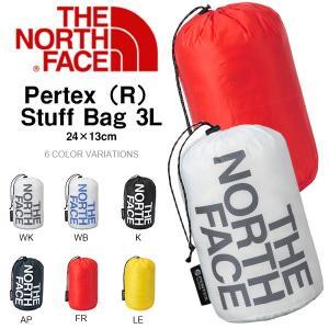 ゆうパケット対応!スタッフ バッグ 3L ザ・ノースフェイス THE NORTH FACE パーテックススタッフバッグ3L 荷物 仕分け 旅行 アウトドア 着替え スタッフサック|phants