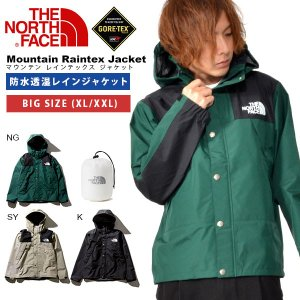 THE NORTH FACE (ノースフェイス) Mountain Raintex Jacket(マ...