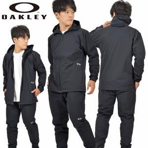 フリース 上下セット OAKLEY オークリー メンズ ジャケット ロングパンツ 上下組 吸収速乾 スポーツ トレーニング ウェア 日本正規品 2019春夏新作 送料無料|phants