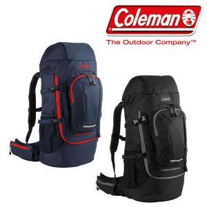 バックパック コールマン Coleman パワーローダー 43L メンズ レディース 大容量 リュックサック アウトドア 登山 国内正規代理店品 phants