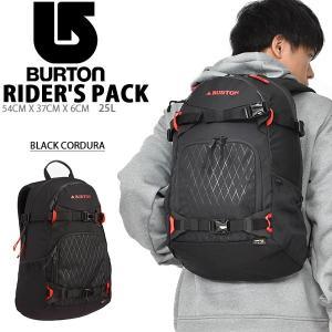 バックパック バートン BURTON Rider's Pack 25L リュックサック ボードキャリー バックカントリー スノボ スノーボード 110381 2018-2019冬新作 20%off|phants