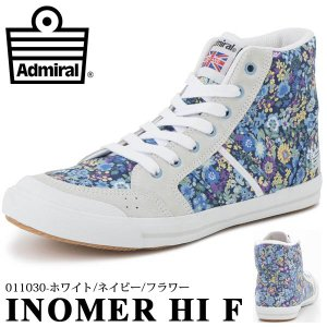 スニーカー アドミラル Admiral INOMER HI ...