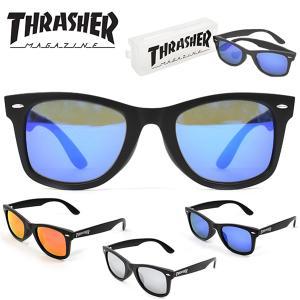 サングラス THRASHER スラッシャー CLAIRE アイウェア カラフル カラーレンズ メンズ レディース|phants