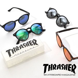 サングラス THRASHER スラッシャー CIELO アイウェア カラフル カラーレンズ メンズ レディース|phants