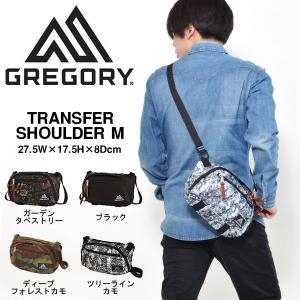 ミニ ショルダーバッグ GREGORY グレゴリー TRANSFER SHOULDER トランスファー ショルダー 3L メンズ レディース ポーチ 斜め掛け 日本正規品|phants