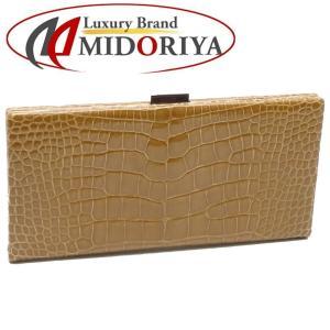 カルティエ Cartier 長財布 型押しレザー キャメル L30000609 /041721|phasemidoriya78