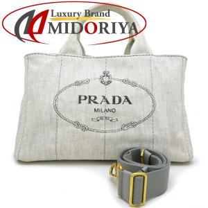 プラダ PRADA 1BG642 カナパMM 2WAY トート NERO ブラック/050999【中古】 phasemidoriya78