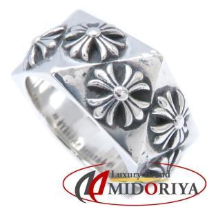 4℃ ヨンドシー リング パール 2連 実寸11号 シルバー K10YG 10金イエローゴールド 指輪/096008 phasemidoriya78