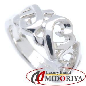 ハリーウィンストン HARRY WINSTON ベル・バイリング ダイヤモンド 10号 Pt950 プラチナ 指輪/096442【中古】【クリーニング済】|phasemidoriya78