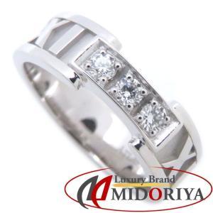カシケイ KASHIKEY ベゼルリング ブラウンダイヤモンド Pt900 11号 指輪/097600【中古】|phasemidoriya78