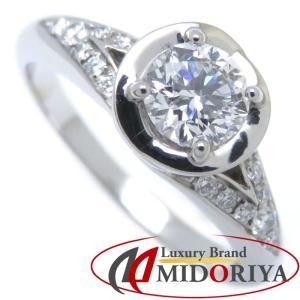 カルティエ CARTIER フルエタニティリング ダイヤモンド 750WG #52 11号 指輪/097831【中古】|phasemidoriya78