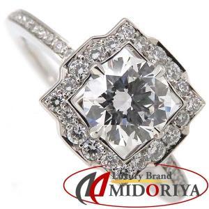 ハリーウィンストン HARRY WINSTON ベルバイハリーウィンストンリング ダイヤモンド0.51ct Pt950 5.5号 指輪/098141【中古】|phasemidoriya78