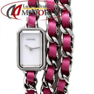 シャネル CHANEL プルミエール ロック ポップ H4557 シェルダイヤル ピンク 限定モデル レディース 腕時計 /34953 【中古】|phasemidoriya78
