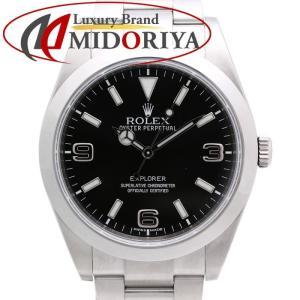 ロレックス ROLEX エクスプローラー1 メンズ 214270 オートマ G番 /35005 【中古】腕時計