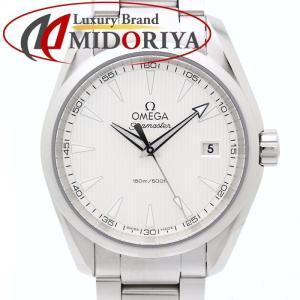オメガ OMEGA シーマスター アクアテラ 231.10.39.60.02.001 メンズ クォーツ /35051 【中古】 腕時計|phasemidoriya78