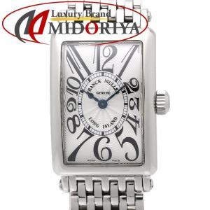 フランクミュラー FRANCK MULLER ロングアイランド レディース 902QZ /35057 【中古】 腕時計|phasemidoriya78