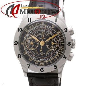 オメガ OMEGA ミュージアムコレクション 2レジスタークロノグラフ 世界限定1945本 5702.50.02 メンズ 手巻き /35082 【中古】 腕時計|phasemidoriya78