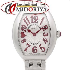フランクミュラー FRANCK MULLER ハートトゥハート トレゾ 5002SQZC9HJRED レディース /35093 【未使用】 腕時計|phasemidoriya78