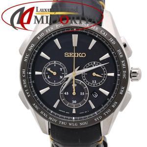 セイコー SEIKO ブライツ フライト エキスパート SAGA221 電波ソーラー メンズ /35123 【未使用】 腕時計|phasemidoriya78