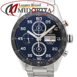 タグホイヤー TAG HEUER カレラ クロノグラフ キャリバー16 CV2A1R.BA0799 メンズ /35131 【中古】 腕時計|phasemidoriya78