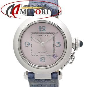 カルティエ CARTIER パシャC 2005年クリスマス限定 レディース W3108199 ユニセックス /35229 【中古】 腕時計 ボーイズ|phasemidoriya78