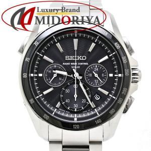 セイコー SEIKO BRIGHTZ ブライツ SAGA163 ソーラー電波 チタン メンズ /35312 【中古】 腕時計 phasemidoriya78