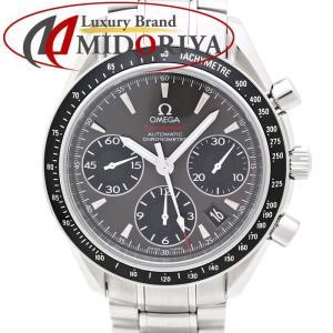 オメガ OMEGA スピードマスター デイト 323.30.40.40.06.001 グレー メンズ /35346 【中古】 腕時計 phasemidoriya78
