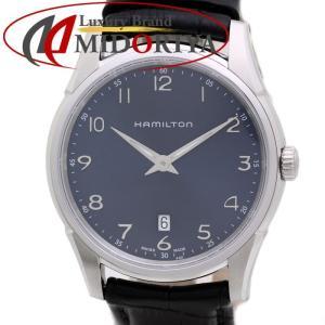 ハミルトン HAMILTON ジャズマスター シンライン メンズ H38511743 ネイビー /35359 【未使用】 腕時計 phasemidoriya78