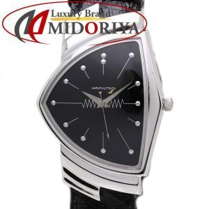 ハミルトン HAMILTON ベンチュラ VENTURA 革ベルト メンズ /35361 【中古】 腕時計 phasemidoriya78