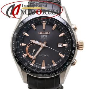 セイコー SEIKO アストロン ASTRON GPS ソーラー電波 8Xシリーズ SBXB095 メンズ /35362 【中古】 腕時計 phasemidoriya78