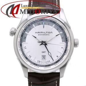 ハミルトン HAMILTON ジャズマスター GMT 自動巻き H32605551 メンズ /35364 【中古】 腕時計 phasemidoriya78