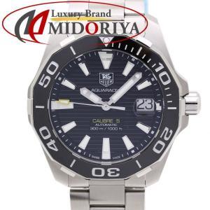 タグホイヤー アクアレーサー 300M Cal.5 41mm WAY211A.BA0928 TAG HEUER /35369 【未使用】 腕時計 phasemidoriya78