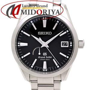 セイコー SEIKO グランドセイコー スプリングドライブ パワーリザーブ GS SBGA101 メンズ 自動巻き /35454 【未使用】 腕時計 phasemidoriya78