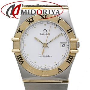 オメガ OMEGA コンステレーション SS/YGコンビ メンズ クオーツ /35522 【中古】腕時計 phasemidoriya78